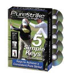 PureStrike 5 Simple Keys DVDs